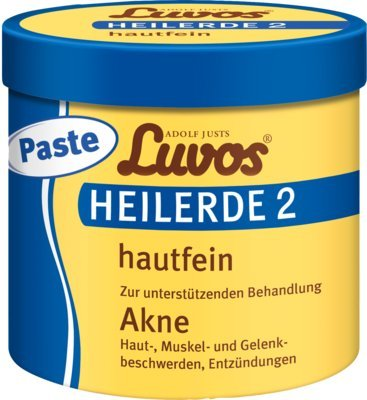 LUVOS Heilerde 2 hautfein Paste 720 g Paste
