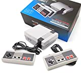 ZTPOWER Classic Game Consoles,FC Mini Game Consoles Built-in 620 TV Video Games with Double Controllers(2 Key Handles)