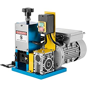 Happybuy Cable Wire Stripping Machine Φ1.5mm~Φ25mm Wire Stripping ...