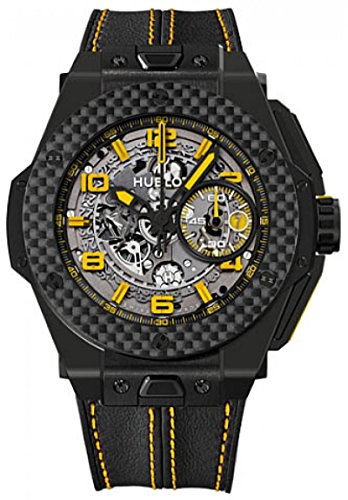 Hublot Big Bang Ferrari Ceramic Limited Edition Limited edition of 1000 pieces - 401.CQ.0129.VR