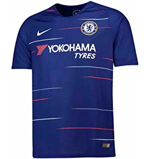 NIKE 2018-2019 Chelsea Home Football Shirt