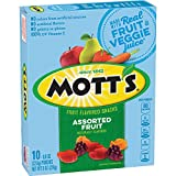 Mott's Medleys Assorted Fruit Flavored Snacks Pouches, 8 Ounce (Pack of 8)