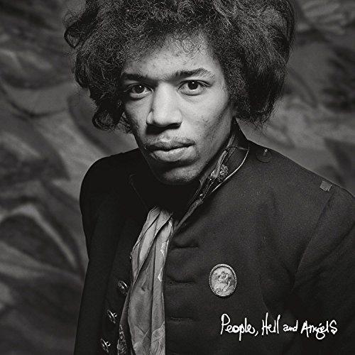 Vinilo : Jimi Hendrix - People, Hell and Angels (200 Gram Vinyl, 2 Disc)