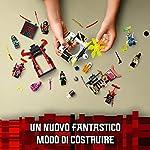 LEGO-NINJAGO-Il-Mercato-dei-Ninja-Gamers-Set-con-9-Minifigure-con-Digi-Jay-Avatar-Pink-Zane-e-Avatar-Harumi-71708