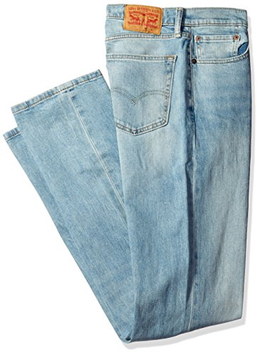 Levi's Men's Big and Tall 514 Straight Fit Jean, Blue Stone, 46 32