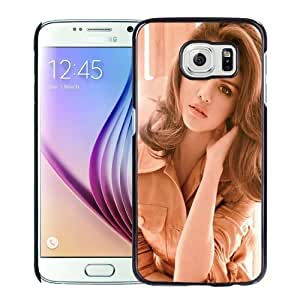 New Personalized Custom Designed For Samsung Galaxy S6 Phone Case For Cute Selena Gomez Phone Case Cover
