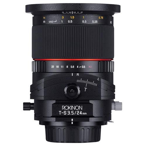 Rokinon Tilt-Shift 24mm f/3.5 ED AS UMC Lens for Sony for sale  Delivered anywhere in USA