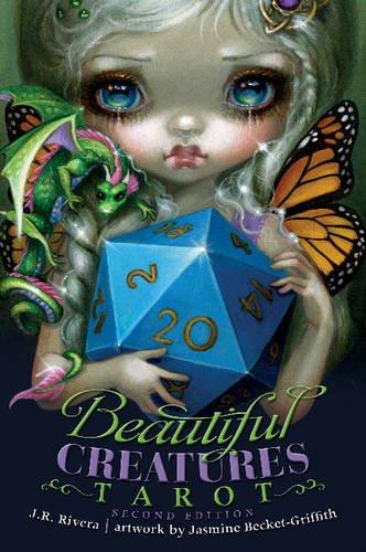 Beautiful Creatures Tarot (Second Edition) : J.r. Rivera ...