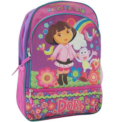 バックパック – Dora The Explorer – フォレスト B005KXB30I