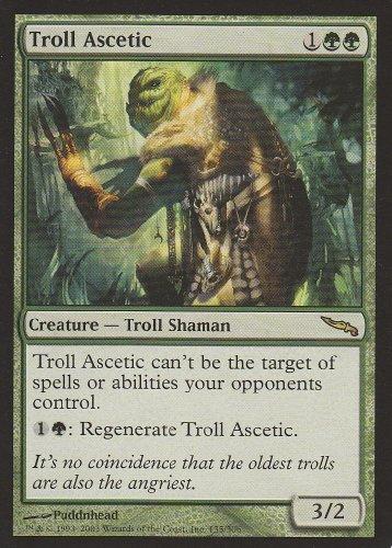 Troll Ascetic (Magic the Gathering : Mirrodin #135 Rare)