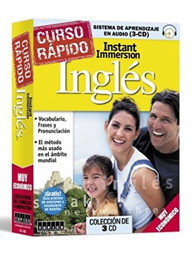 Instant Immersion Ingles Curso Rapido by Topics Entertainment (2003-09-01)