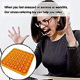Push pop Bubble Sensory Square Fidget Toy Stress