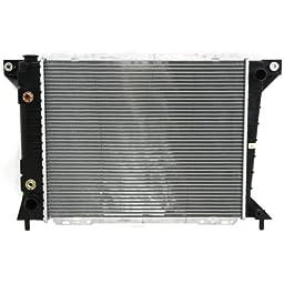 Make Auto Parts Manufacturing - THUNDERBIRD/ COUGAR 89-93 RADIATOR - FO3010122