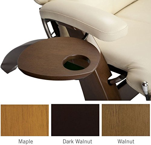 Accessory Table for the Human Touch Perfect Chair Recliner - Chestnut