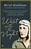 img - for West With the Night (Virago Modern Classics) book / textbook / text book
