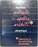 Speedwriting Principles Regen, Pullis, Cheryl, 0026798107