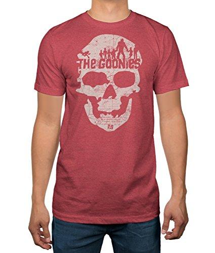 The Goonies Skull Mens T Shirt  Medium