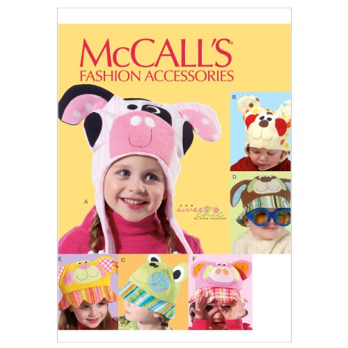 McCall Patterns M6616OSZ Children