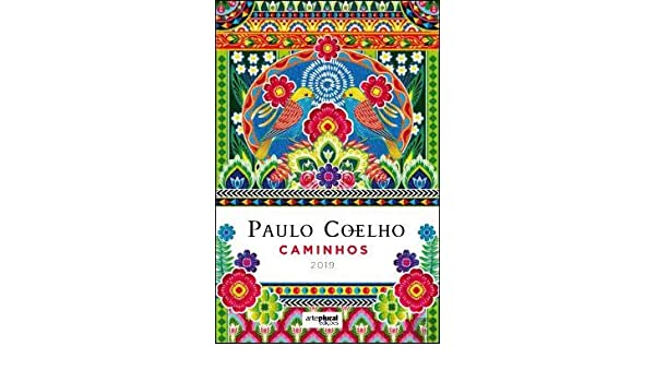 Caminhos - Agenda Paulo Coelho 2019 (Portuguese Edition ...