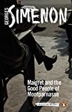 img - for Maigret and the Good People of Montparnasse (Inspector Maigret) book / textbook / text book