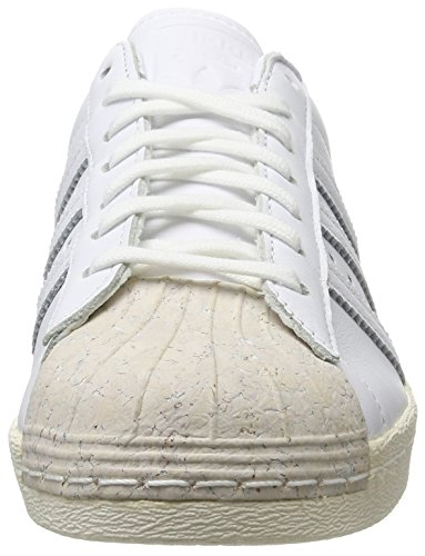 Cork footwear White Chaussures footwear De Gymnastique off 80s White Adidas Femme White Superstar Blanc Cassé wTPqZZxE7