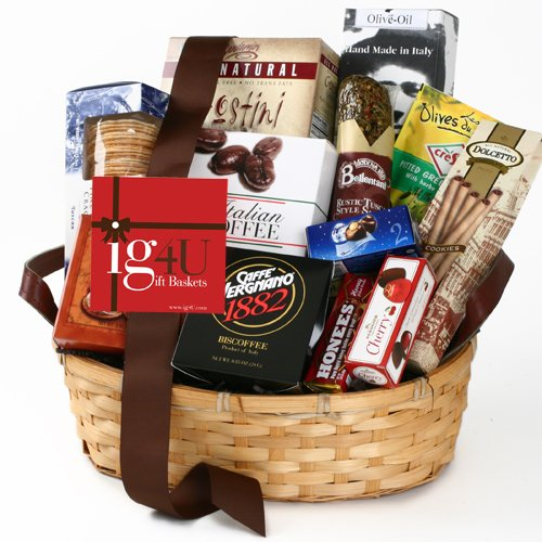 Taste of Italy Gift Basket by