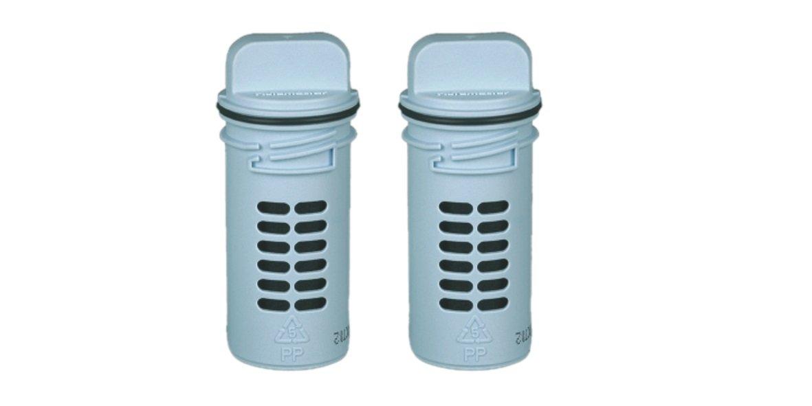 blau 2/St/ück Fluidmaster WC-Pflege Nachf/üllpatronen