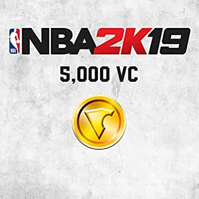 Amazon.com: NBA 2K19: 15000 VC Pack - PS4 [Digital Code ...