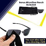 Rimless Bifocal Sunglasses for Men & Women