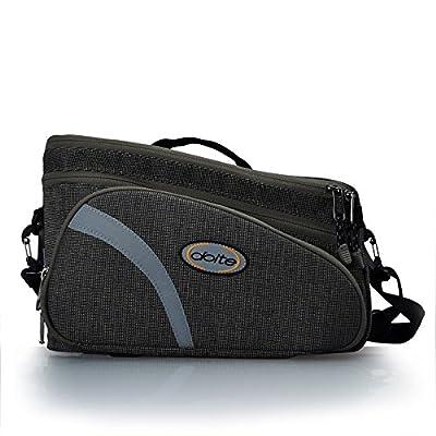 Meanhoo Cycling Bicycle Bike Pannier Rear Seat Bag 13L Rack Trunk Shoulder Handbag