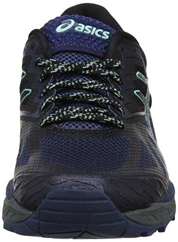 Shoes Insignia Ice Blu Asics Fujitrabuco Green Gymnastics 6 Gel WoMen Black Blue xAwH4AT6qn