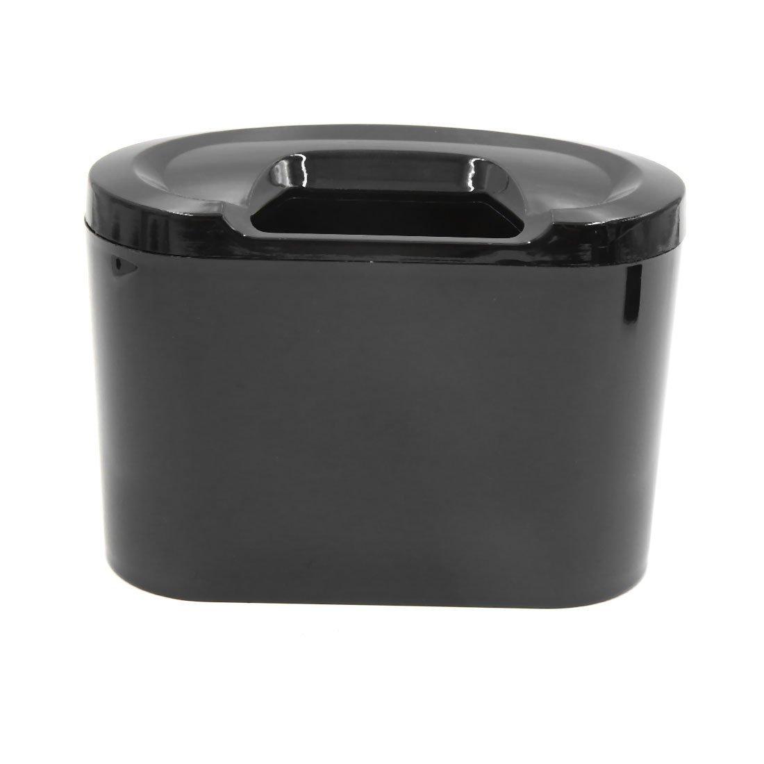 AUTUT Car Plastic Garbage Bin Portable Wastebasket