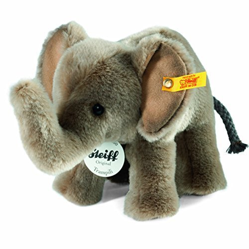 Steiff Trampili Elephant (Grey) by ()