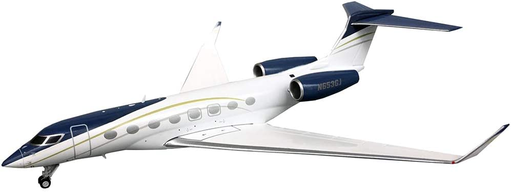 New 1:200 Scale Gulfstream G650 Business Airliner Aircraft Diecast Metal Model