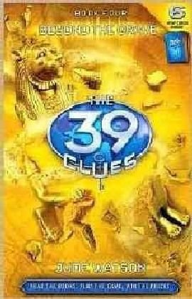 the 39 clues the maze of bones - 7