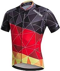 Men s Cycling Jersey Short Sleeve Road Bike ... ea7d7e6a9