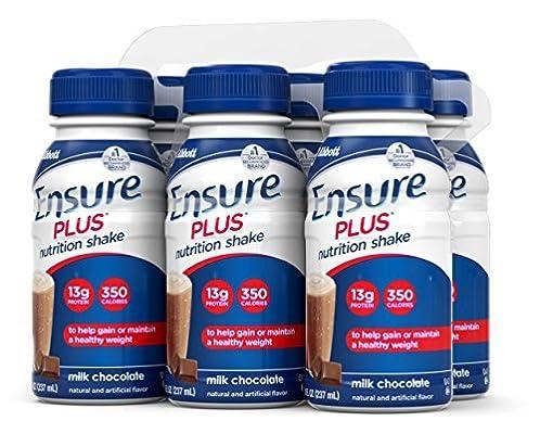 Ensure help gain weight