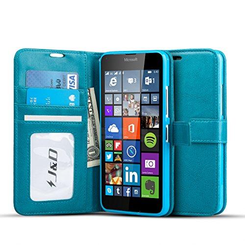J&D Case Compatible for Lumia 640 (5.0