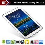 EastVita 9 inch Allfine Fine9 Glory 4G LTE Tablets RK3188 Quad Core 2GB RAM 32GB Android 4.2 HDMI GPS 5.0MP Camera