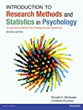 Introduction to Research Methods and Statistics in Psychology, Ron McQueen and Christina Knussen, 0273735063