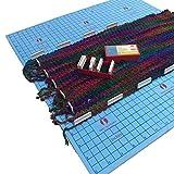 Red Suricata Knit Blocking Bundle – Extra Thick