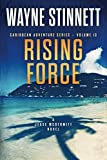 Rising Force: A Jesse McDermitt Novel (Caribbean Adventure Series)
