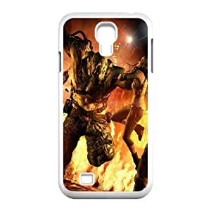 SamSung Galaxy S4 9500 phone cases White Resident Evil cell phone cases Beautiful gifts LAYS9812000