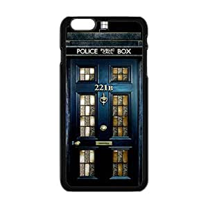 Personalized iPhone 6 Case, sherlock Holmes, iPhone Case, Custom iPhone 6 Cover (4.7 inch)