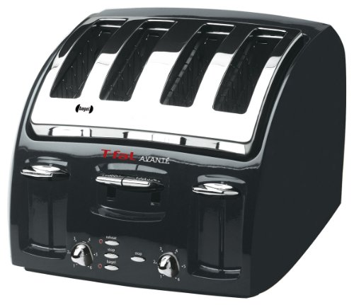 T fal Classic 4 Slice Toaster Function