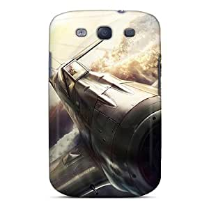 New Arrival Aerial War LogThrs7988bKFPb Case Cover/ S3 Galaxy Case