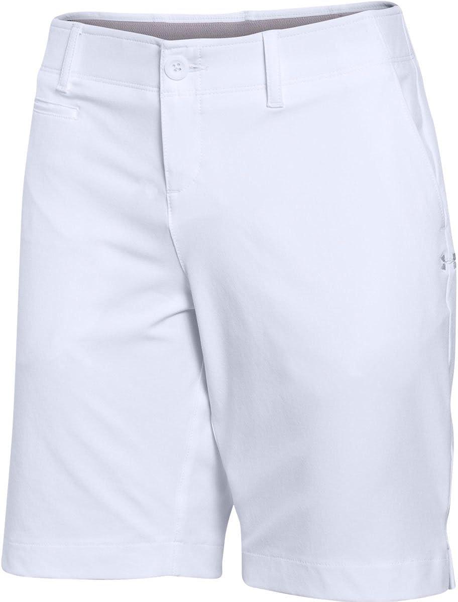 Under Armour Damen-Shorts Links 22,9 cm