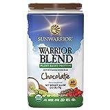 Sunwarrior-Warrior-Blend-RAW-Plant-Based-Protein-Chocolate-40-Servings-22-lbs-FFP