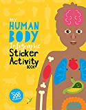#4: My Human Body Infographic Sticker Activity Book (My Infographic Sticker Activity Book)