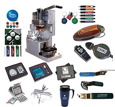 Nuevo Manual De Máquina de impresión Pad Pad priter bolígrafo bola ...